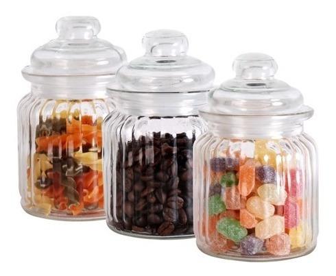 10 frascos carameleras de vidrio bomboneras souvenir