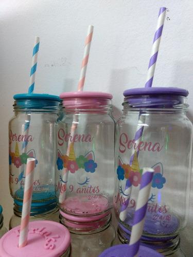 10 frascos con frases full color! personalizado vinilo calco