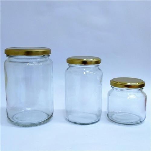 10 frascos vidrio dulcero 230 cc mermelada souvenirs c tapa