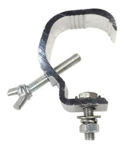 10 garra clamp gancho q30 de aluminio box truss loja