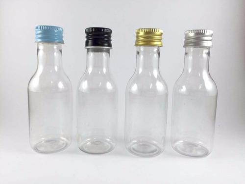 10 garrafinhas plástica 50 ml - lembrancinhas/convites