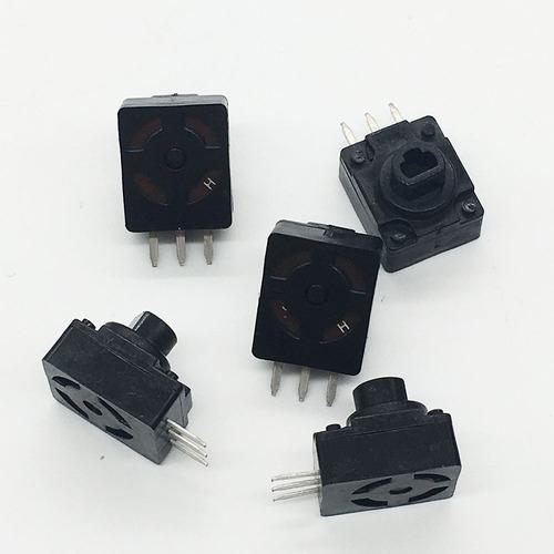 10 gatillos rt lt potenciometro switch para control xbox 360