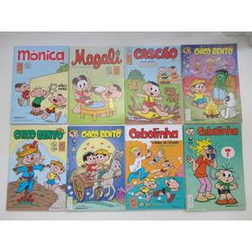 10 Gibis Turma Da Monica