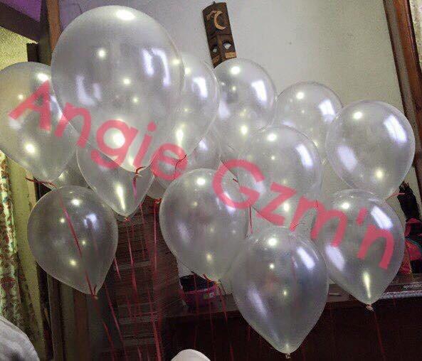 10 globos con helio baratos df inflamos globos con helio - Helio para inflar globos barato ...