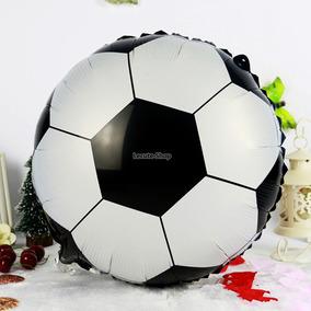 Galletas Decoradas De Futbol Globos Y Accesorios En