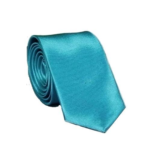 10 Gravata Slim Azul Tiffanni Lisa Pastor Formatura - R  120,00 em Mercado  Livre 4a78411f79