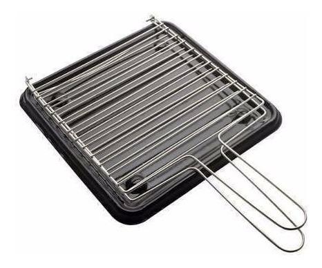 10 grelha grill chapa assa rápido