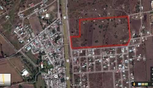 10 hectáreas a excelente precio sobre carretera 540