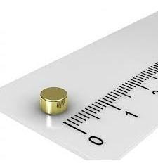 10 imanes de neodimio 5x4mm grado n35 magnetos permanentes