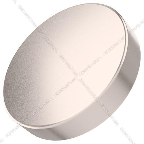 10 imanes de neodimio de 10mm x 2mm cilindro disco broche
