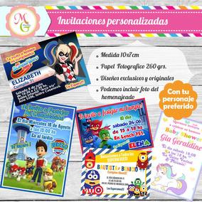 Tarjetas Invitacion Egresados Invitaciones Souvenirs Para