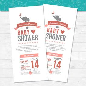 Invitaciones Para Baby Shower Originales Invitaciones Para
