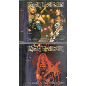 10% Iron Maiden Kings Of Twilight Zone 96 Raro(vg+)3cd Imp+