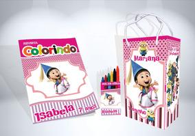 Cadernos Meu Malvado Favorito No Mercado Livre Brasil
