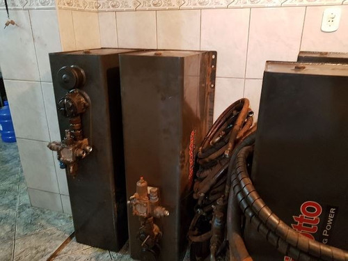 10 kit comandos hidráulicos binotto caçamba basculante