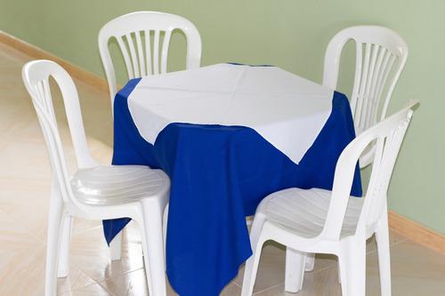 10 kit toalha 1,50x1,50 cobre mancha 0,75x0,75 oxford