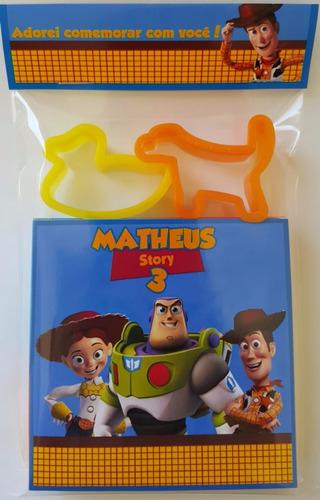 10 kits massinha toy story