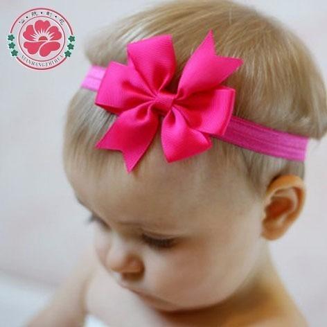 10 laço lacinho bebê menina cabelo presilha - envio rápido