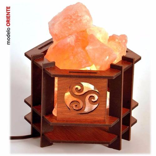 10 lámpara de sal del himalaya (10 unidades) fabrica