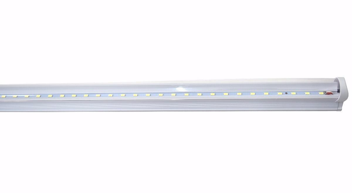 10 lamparas led techo tubo 18w t8 con accesorios aluminio - Imagenes lamparas de techo ...