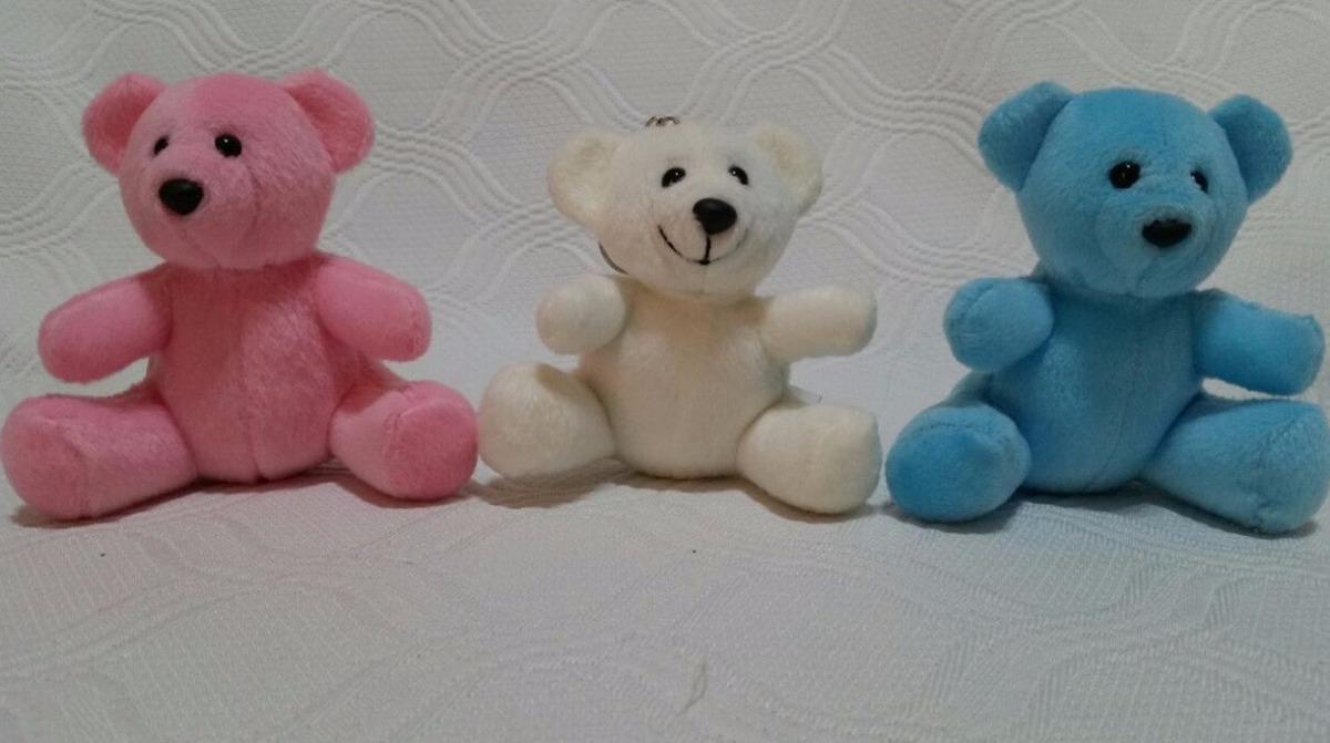 a46ec596a 10 Lembrancinhas Ursinho - Urso De Pelúcia - 12 Cm - R  86