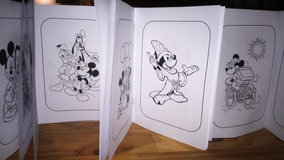 10 Libros Para Colorear 10x15 Caja De Crayones Souvenir