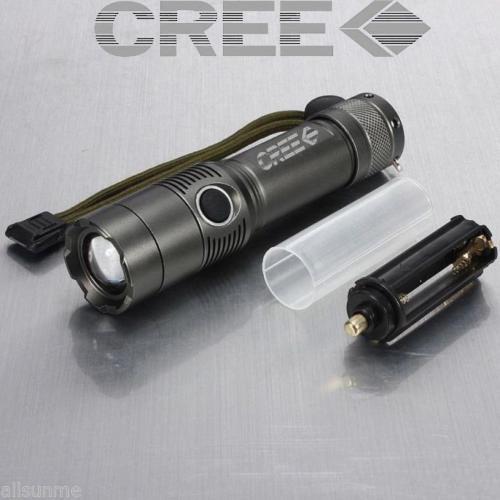 10 linternas de 2000 lumens t-6 + 10 bat/18650 envio gratis