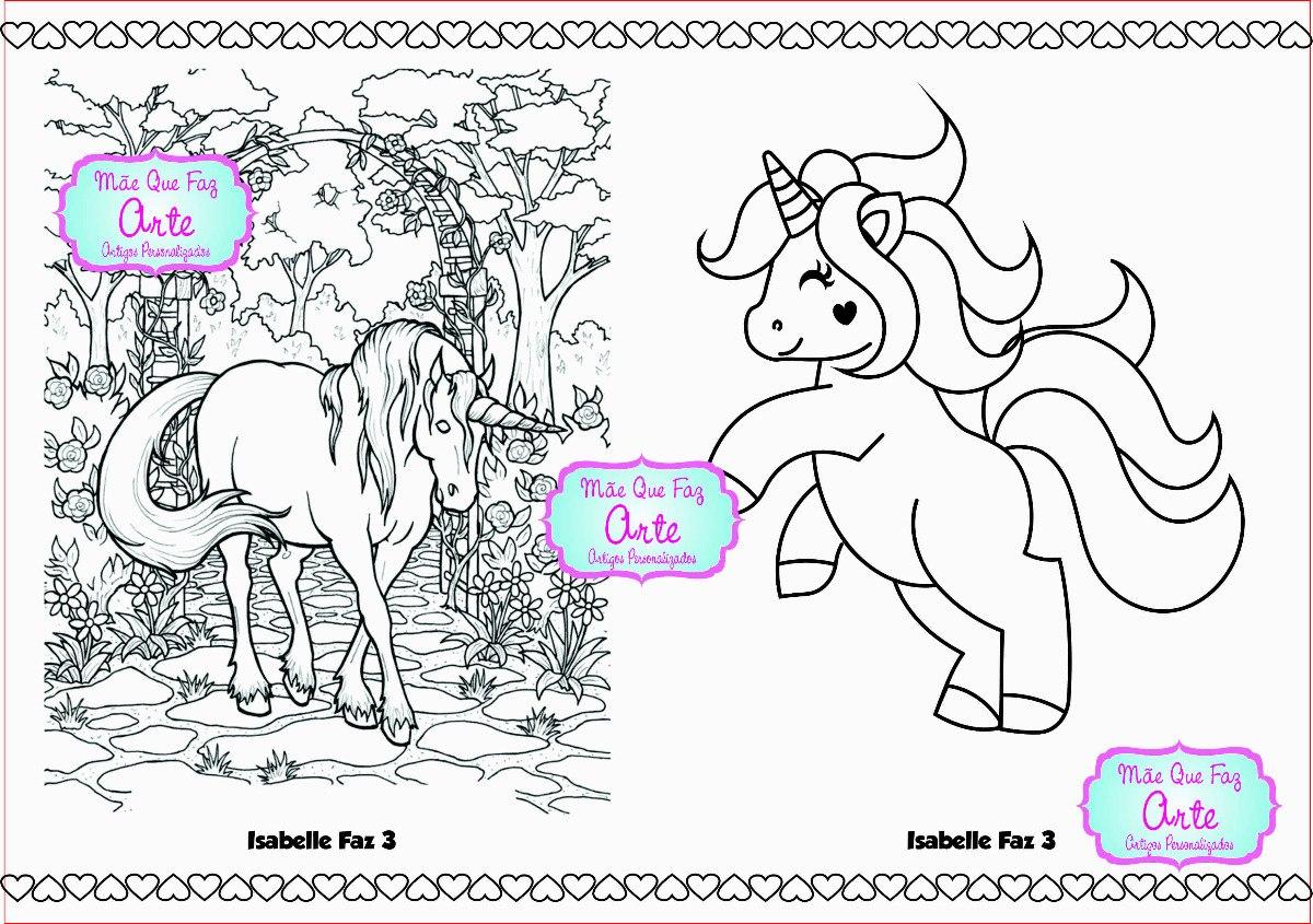 10 livros de colorir unicórnio r 25 00 em mercado livre