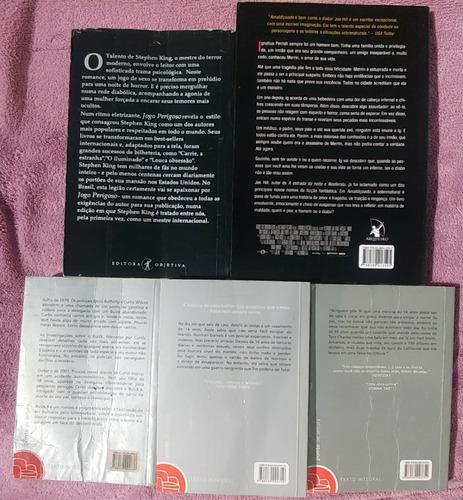 10 livros stephen king e out espera de milagre jogo perigoso