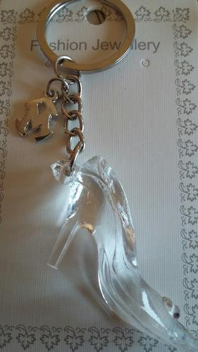 10 llavero zapato cristal, 15 años, boda, cumpleaños, nacimi