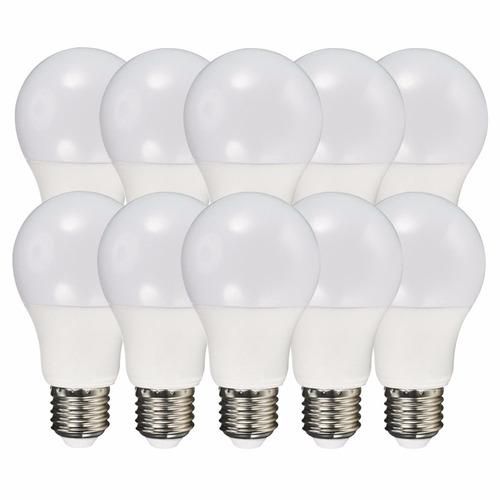 10 lâmpada led 12w bulbo soquete e27 bivolt casa comércio