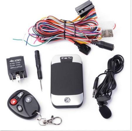 10 localizadores gps tracker tk303 rastreador d moto o carro