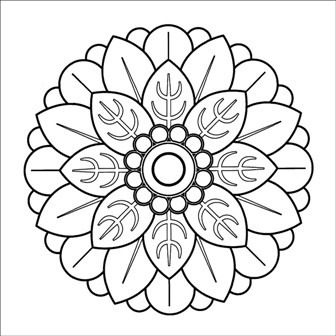 10 Mandalas Y Dibujos Para Pintar En Madera Relax 70000 En
