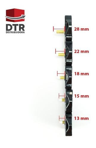10 maquinas para relojes de pared motores reloj mr12-100 .10