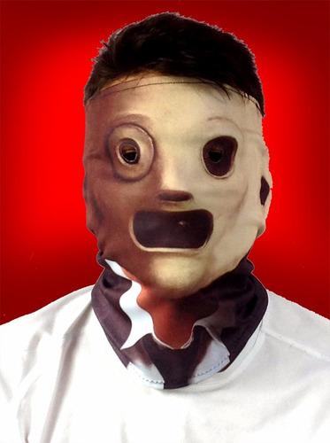 10 máscaras de muchos personajes