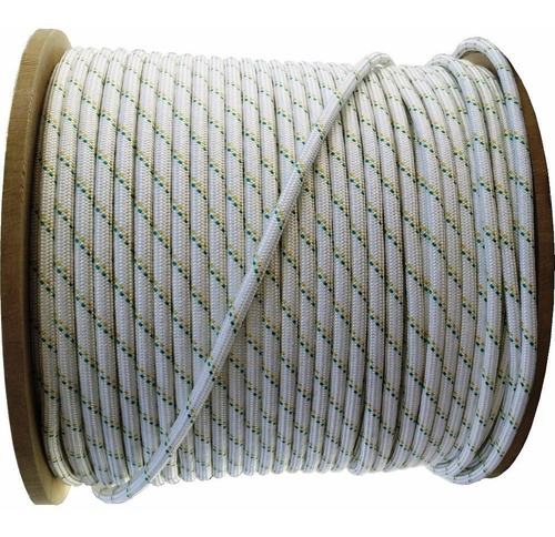 10 metros cuerda soga cabo 12mm seguridad silleta rapel vida