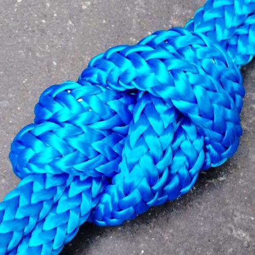10 metros cuerda soga cabo 8mm poliester resiste 900kg carga