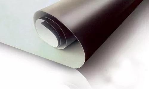 10 metros manta imantada adesivada 0,3mm imã de geladeira