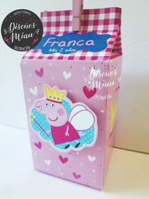 56f13fa07 Bolsitas De Tela De Peppa Pig - Souvenirs para Cumpleaños Infantiles  Bolsitas en Mercado Libre Argentina