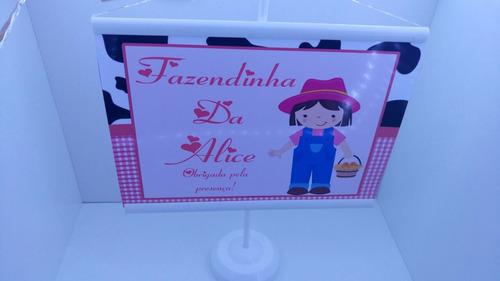 10 mini banner tamanho 20x15