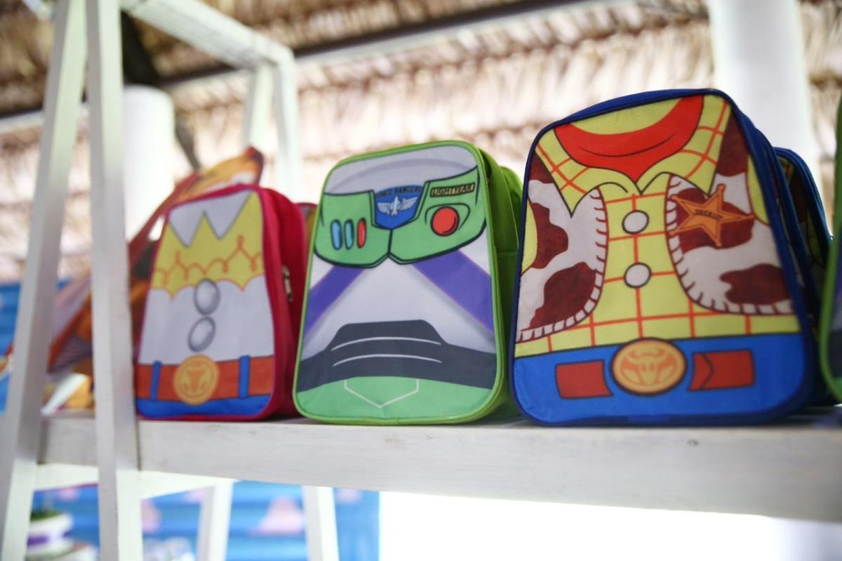 10 Mochilas Dulcero Toys Story Jessie Woody Buzz Oferta -   299.99 ... ebda7908686