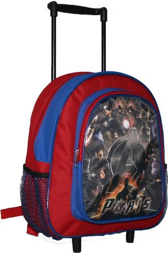 10 mochilitas escolar kinder ch personalizada sin carro