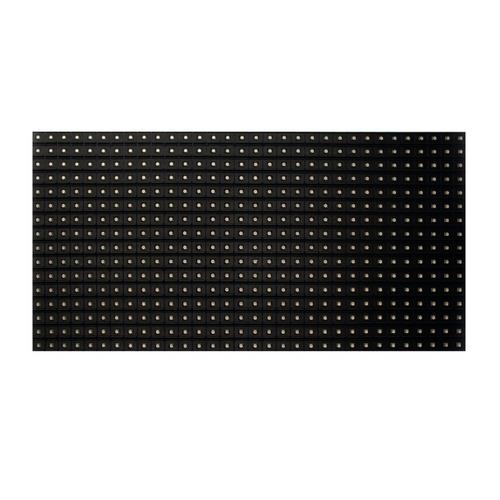 10 modulo de led p10 outdoor smd 32x16 rgb colorido placa
