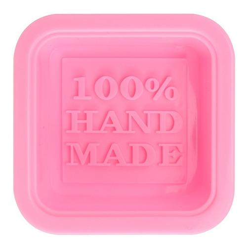 10 moldes 100% hand made de silicón jabón y vela artesanal