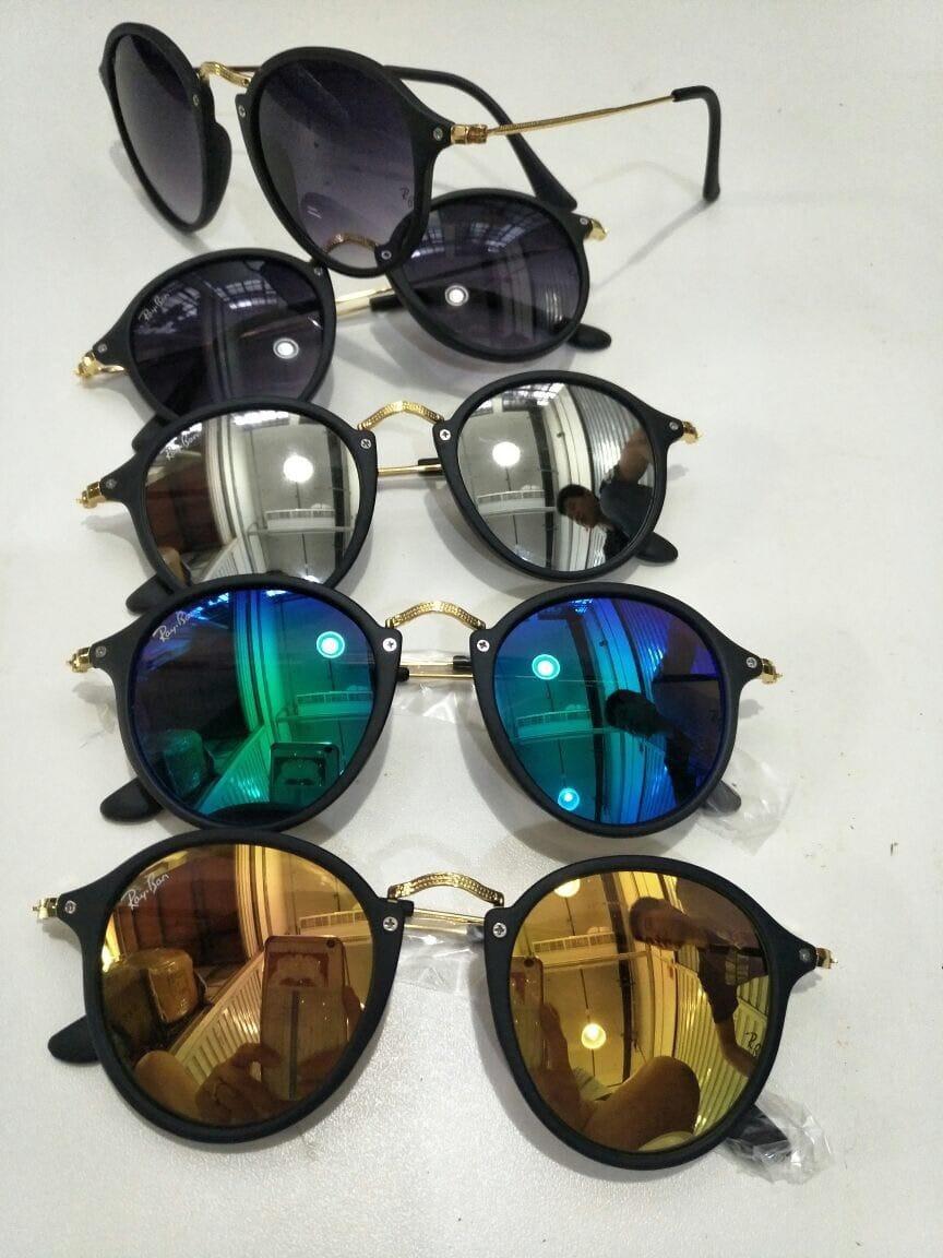 a36e5dfe4 10 Oculos De Sol + 10 Estojos Barato Atacado Revenda - R$ 180,09 em ...