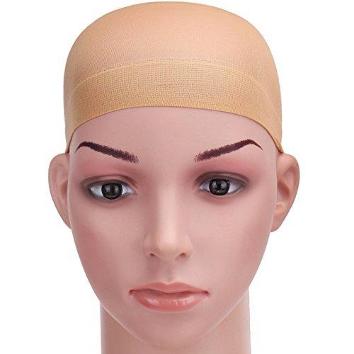 10 pack gorras de peluca nailon dreamlover,