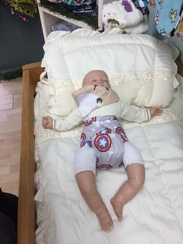 10 pañales alva baby pañales ecológicos lavables para bebé