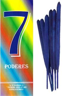 10 paquetes de sahumerio 7 poderes rincondeluz2008