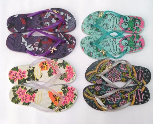 10 pares chinelos sandália havaianas atacado revenda