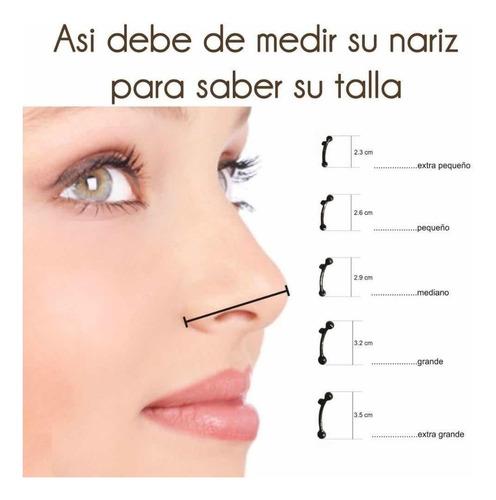 10 pares correctores nasales rulav